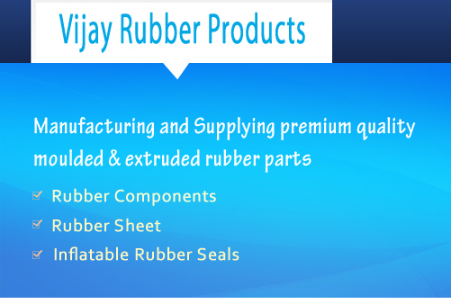 Mfg. Of Extruded & Moulded Rubber Parts From Silicone, Viton, Neoprene, Nitrile, EPDM, Dry Heat Sterilizer Gaskets, Autoclave Gaskets, Tray Dryers Gaskets, Vacuum Dryers Gaskets, O Ring Of Pressure Vessels, Filter Press Gaskets, F.B.D.Gaskets, Shifter Coupling Gaskets, Mebrene Holding O Rings, Pipeline Liquid Gaskets, T.C.Gaskets, Silicone Sheets etc